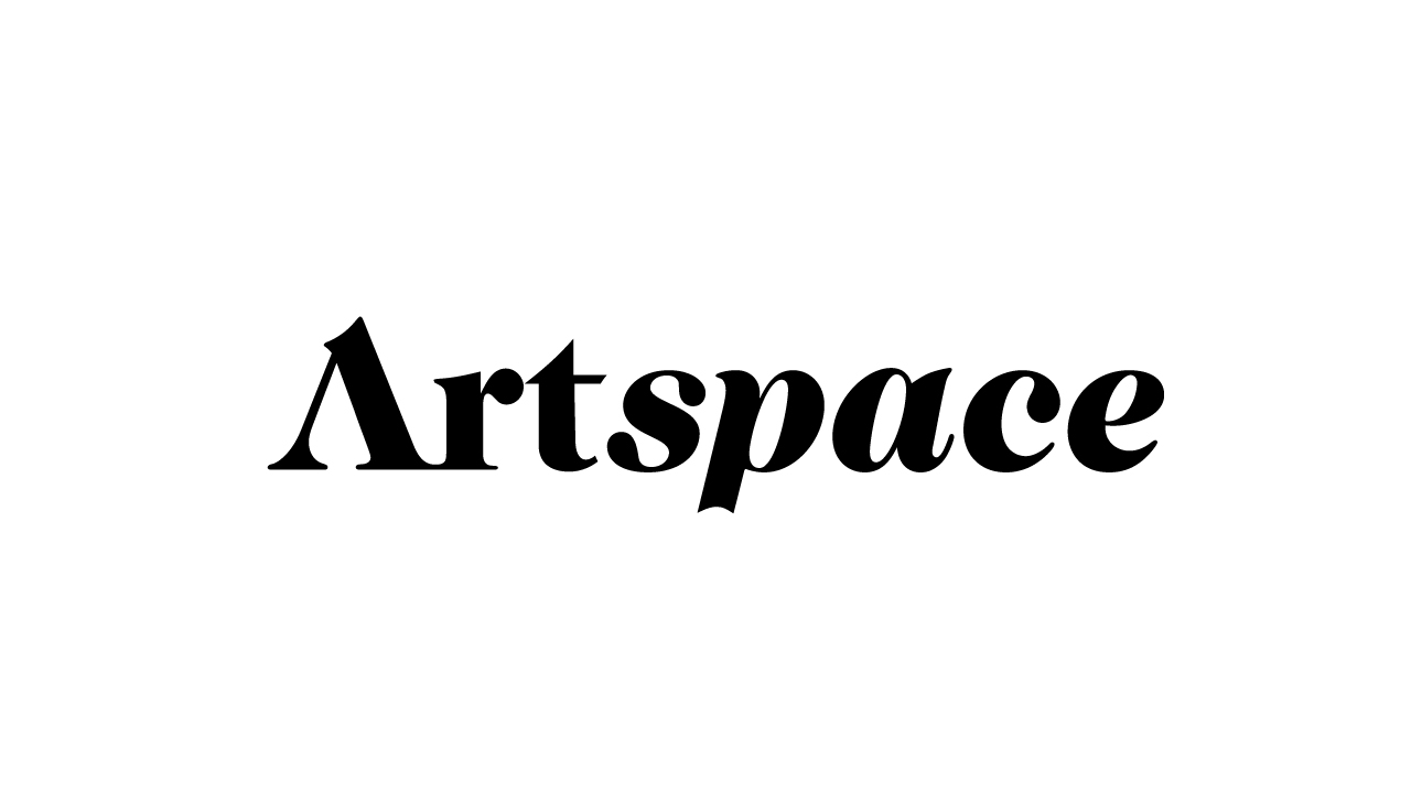 The logo for Artspace
